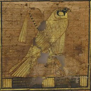 Featured image for the project: Spell 77: being transformed into a hawk of gold