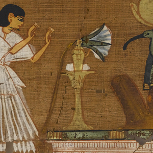 Featured image for the project: Spell 95: for being in the presence of Thoth